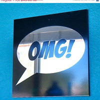 ON SALE OMG - Oh My Gawd - Mirror