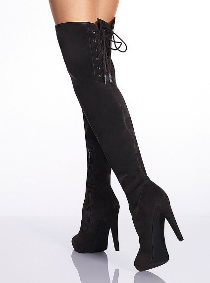 Over-the-knee Boot - Colin Stuart® - Victoria's Secret