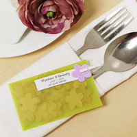 Plantable Seed Favor Packets - Ideas by Beau-coup