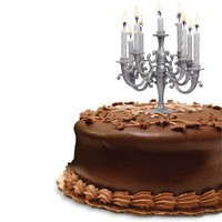 Cake Candelabra - The Fanciest Cake Around - Whimsical & Unique Gift Ideas for the Coolest Gift Givers