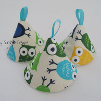 Sprinkle Stopper...Owls...perfect gift for new parents