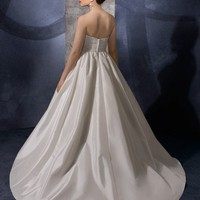 Buy Ball Gown Sweetheart Lace and Tafetta Floor Length Gown Style 6608 , from  for $188.16 only in eFexcity.com.