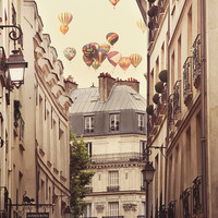 Paris is a Feeling  20x24 Fine Art Print by irenesuchocki on Etsy