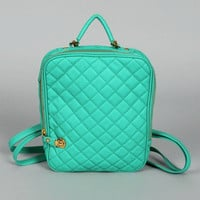 Pree Brulee - Mint Timbuktu Backpack