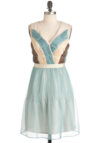 Ryu Siren of the Sea Dress | Mod Retro Vintage Dresses | ModCloth.com