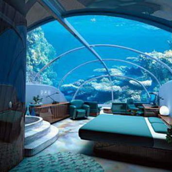 Jules Undersea Lodge, Florida