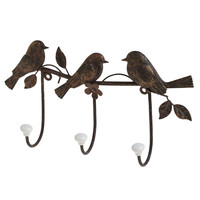 Tree Little Birdies Wall Hook | Mod Retro Vintage Wall Decor | ModCloth.com