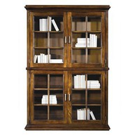 BARCLAY BUTERA - HICKORY CHAIR BROWNING STAND ALONE STACKED CABINET