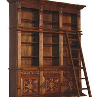 Library bookcase 122, Luxury high end furniture