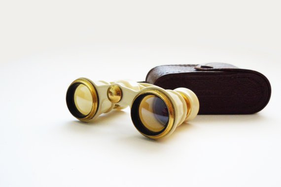 Russian theatre binoculars