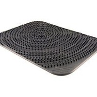 Voluminous Drying Mat Black by Make My Day