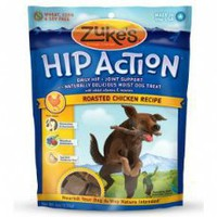 Zukes Hip Action Treat for Dogs | Semi-Moist | Pawtastic Pet Supplies