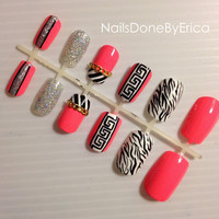 Customized Press On Nails | Fake nails