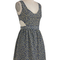 Cutout of the Ordinary Dress | Mod Retro Vintage Dresses | ModCloth.com