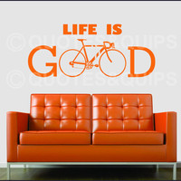 VINYL- Life is Good (Track Bicycle)