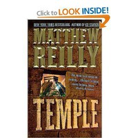 Temple by Matthew Reilly -- Books