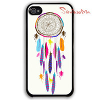 Dream Catcher iPhone 4 Case, iPhone 4s Case, iPhone Case, Pattern Print iphone hard case