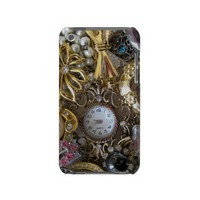 bling bling jewelry collection case-mate ipod touch case from Zazzle.com