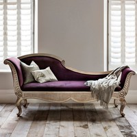And So To Bed's Versailles Chaise Longue