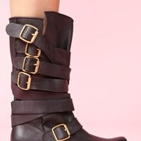 Rogue Strapped Boot