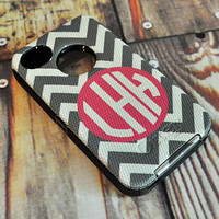 Otterbox Defender Case Personalized for iPhone 4/4s - Chevron Style