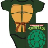 Teenage Mutant Ninja Turtles, Baby Clothes, Turtle Shell