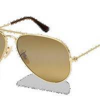 RB3025 58 AVIATOR | Official Site of Sunglass Hut - Women's, Men's and Kid's Sunglasses