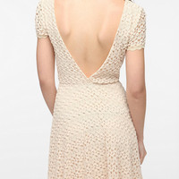Staring at Stars Crochet Circle Dress