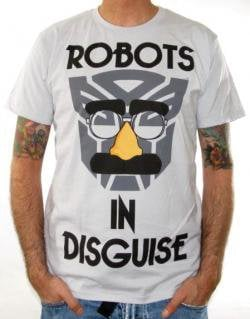 ROCKWORLDEAST - Transformers, T-Shirt, Robots In Disguise