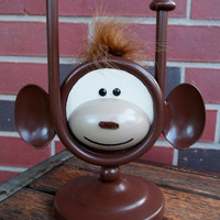 Monkey Decor Monkey Party Monkey Centerpiece Monkey Nursery Monkey Frame