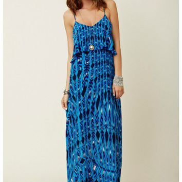 Blu Moon - The Summer Lovin' Maxi Dress