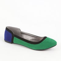 Salya Ballerina Flats