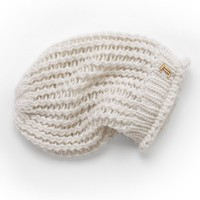 Juicy Couture Roving Yarn Cozy Slouch Hat - Women