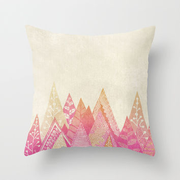 Barefoot Throw Pillow by rskinner1122