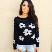 Dana Daisy Sweater