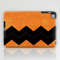 Halloween Chevron iPad Case by Kat Mun | Society6