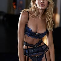 Embellished Lace V-string Panty - Very Sexy - Victoria's Secret