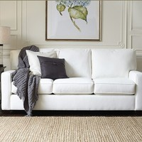 BUCHANAN SQUARE ARM UPHOLSTERED SOFA