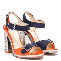 POLLINI | Chunky High-heeled Sandals | Browns fashion & designer clothes & clothing