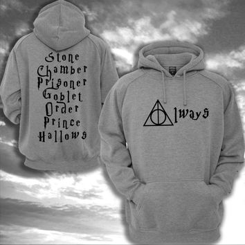 Always Harry Potter Inspire hoodie