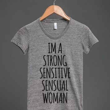 Im A Strong Woman
