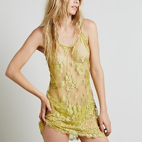 Skivvies by For Love & Lemons Womens Flower Bomb Nighty