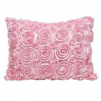 Wake Up Frankie - The Bouquet Standard Sham - Pink