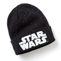 Star Wars Cuffed Beanie - Men (Black)