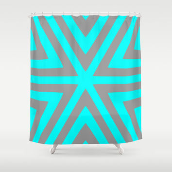 morska v.2 Shower Curtain by trebam