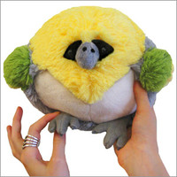 Mini Squishable Palila Bird
