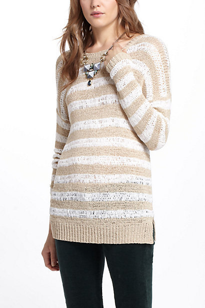 Breezy Stripes Pullover