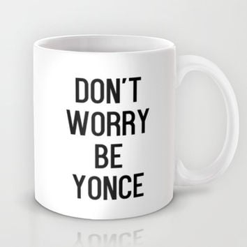Be Yonce Mug by Liv B