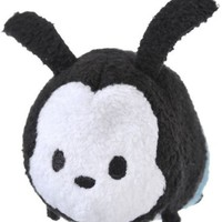 Tsum Tsum Plush / Smartphone Cleaner Oswald the Lucky Rabbit (S) (Japan Import)