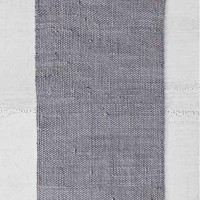 Assembly Home Felt Cord Rug- Grey 4X6